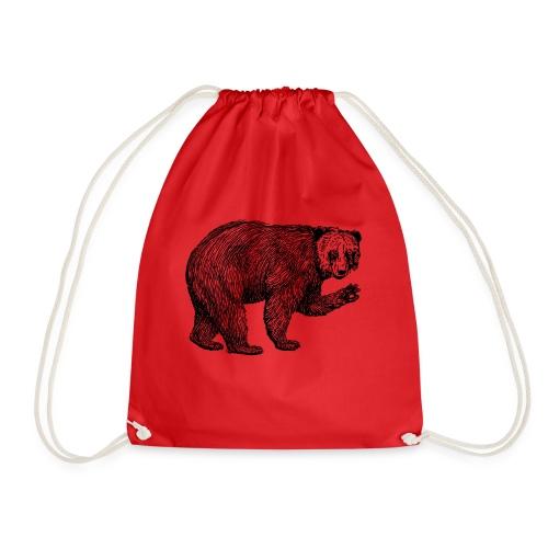 Bear Bamboozle - Turnbeutel