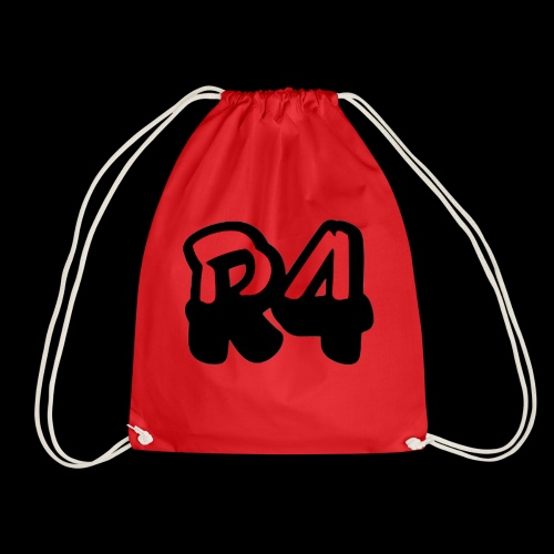 R4KS1NG logo - Sacca sportiva