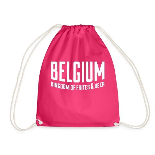 Belgium kingdom of frites & beer - Sac de sport léger