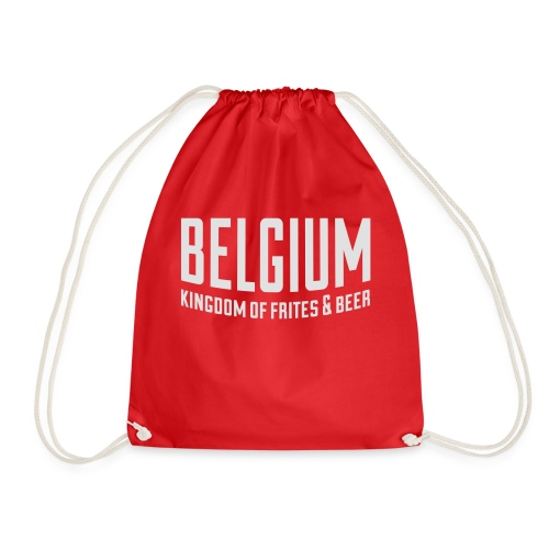 Belgium kingdom of frites & beer - Sac de sport léger