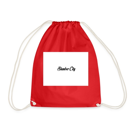 Slumber City - Drawstring Bag