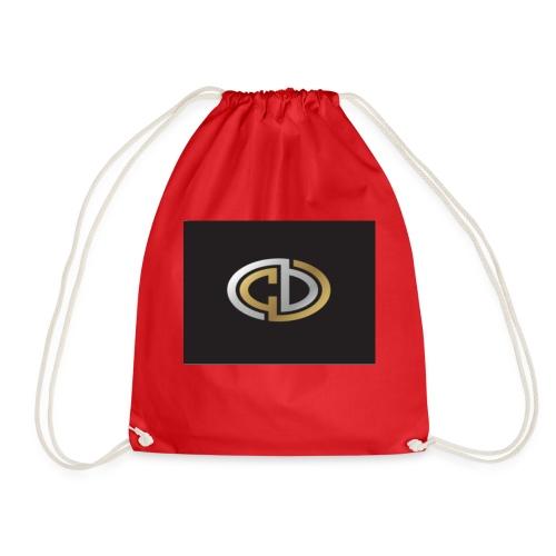 Symbol - Drawstring Bag