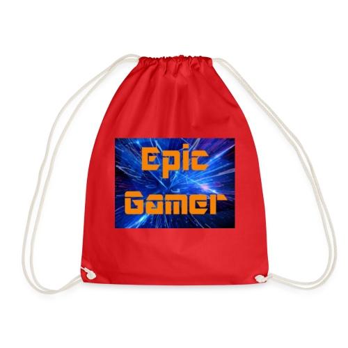 Epic merch! - Drawstring Bag