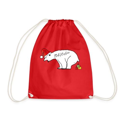 (Sch) Eisbär - Turnbeutel
