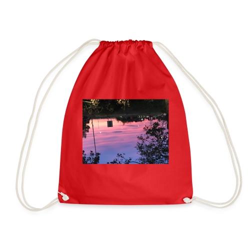sunset - Drawstring Bag