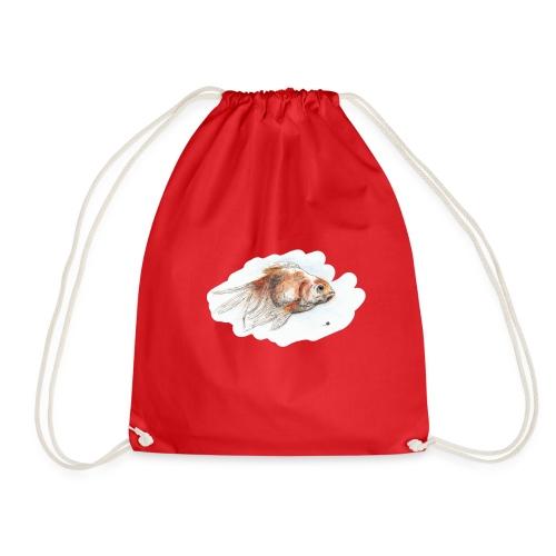 Poisson Rouge - Sac de sport léger