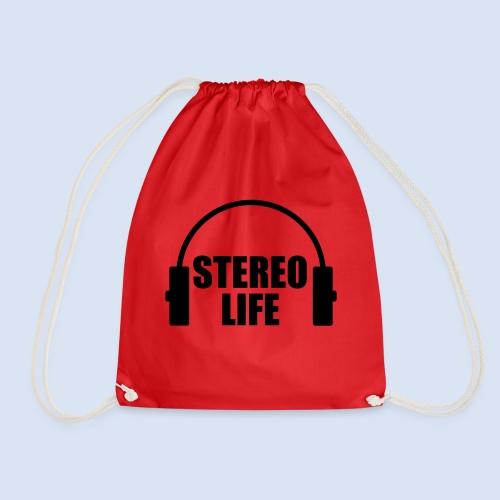 STEREO LIFE - Turnbeutel