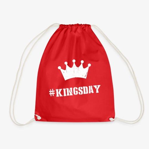 Hashtag Kingsday - Gymtas