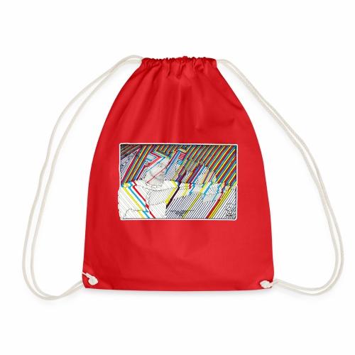 TWIST - Drawstring Bag