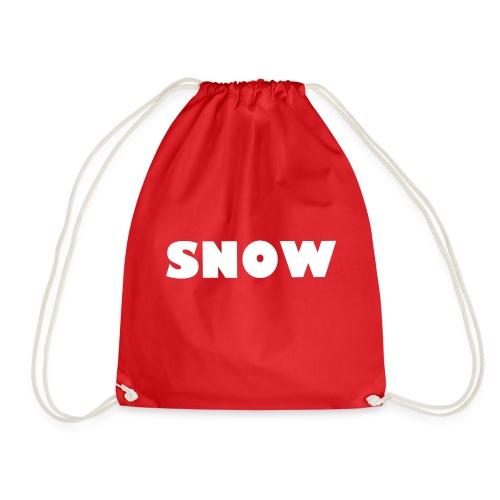 SNOW - Turnbeutel