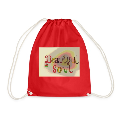 Beautiful soul - Drawstring Bag