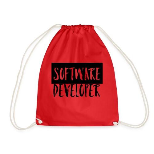 Software Entwickler - Turnbeutel