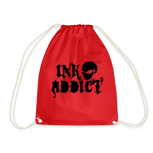 TATTOO ADDICT - Drawstring Bag