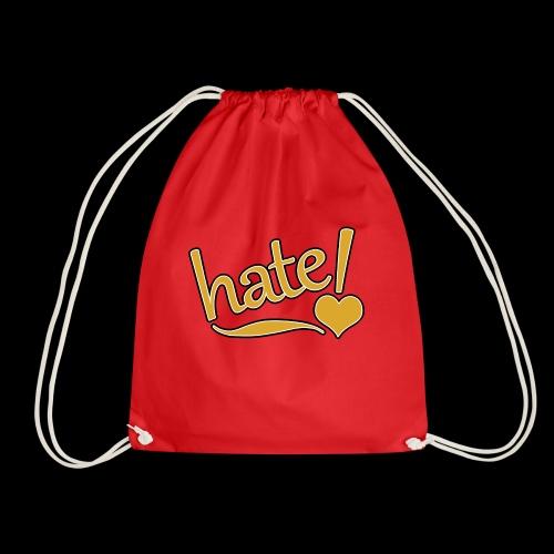 hate ! - Sac de sport léger