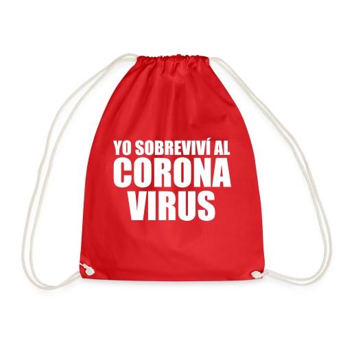 Yo sobrevivi al Coronavirus - Mochila saco