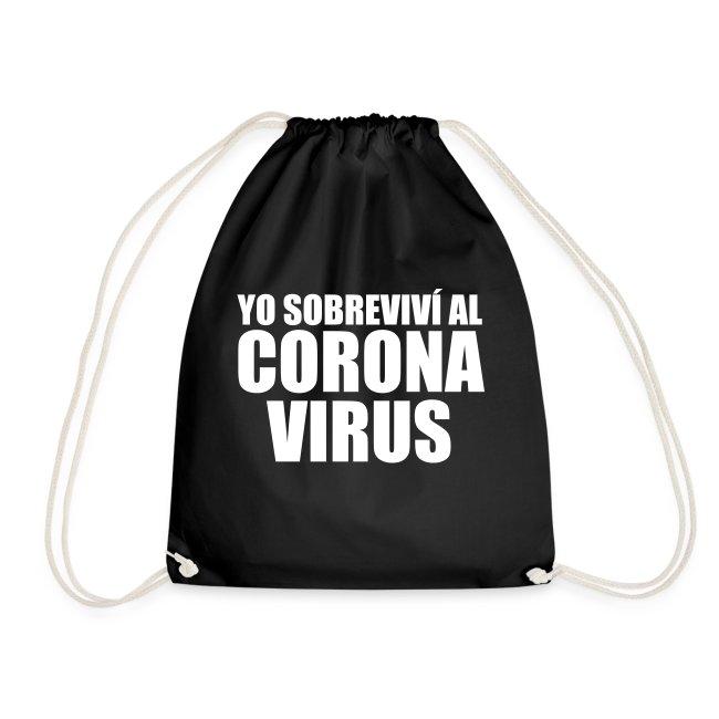 Yo sobrevivi al Coronavirus