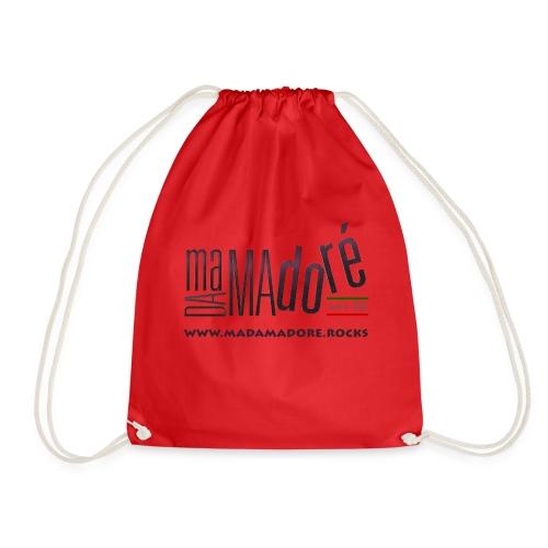 T-Shirt - Donna - Logo Standard + Sito - Sacca sportiva