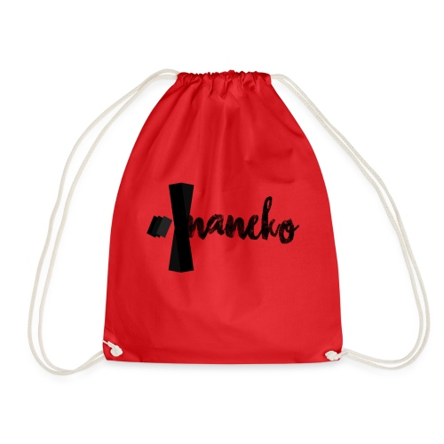 Void of gray - Drawstring Bag