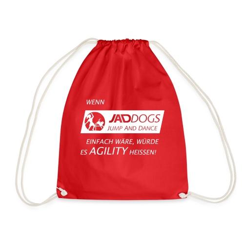 JAD DOGS vs. Agility - Turnbeutel