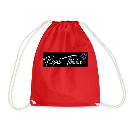 Raul Tõkke 2 - Drawstring Bag