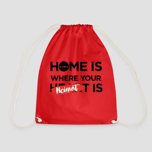 Home is where your Heimat is - Turnbeutel