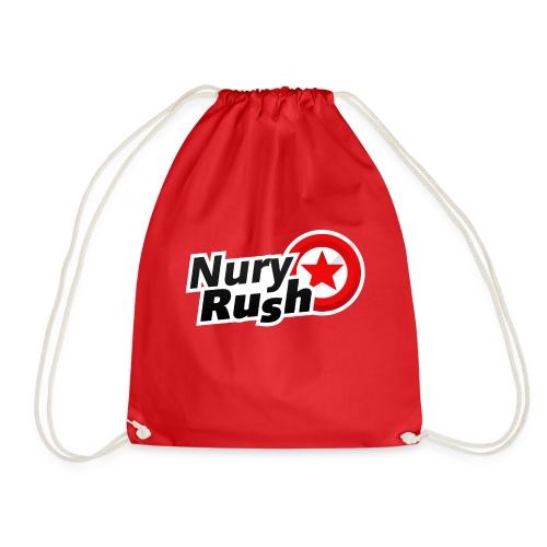 NuryRush Logo png - Sacca sportiva