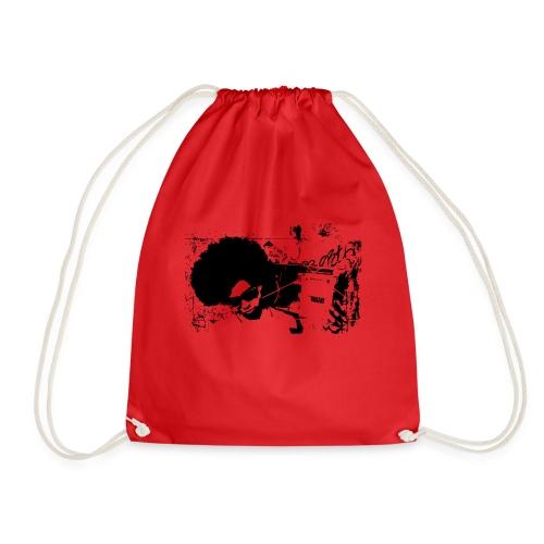 Street Music - Drawstring Bag