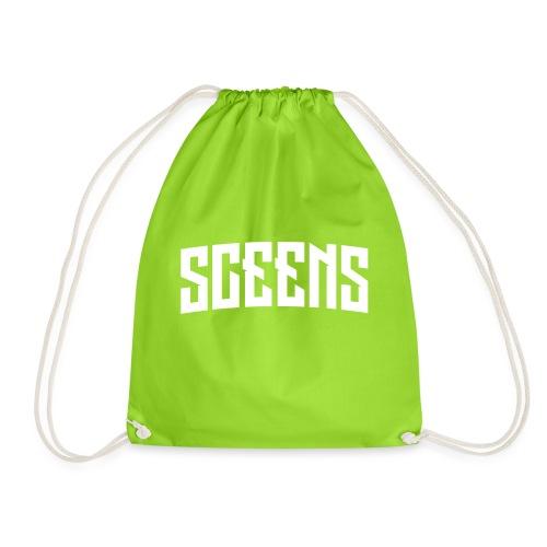 Sceens Premium T-Shirt Mannen - Gymtas