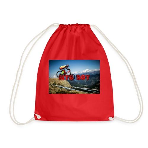mtb boy clothes - Drawstring Bag