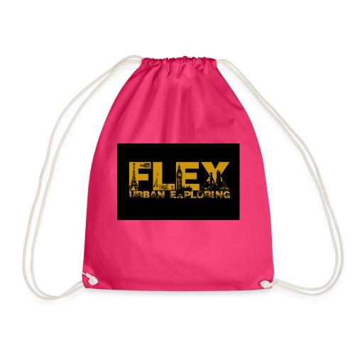 FlexUrban - Drawstring Bag