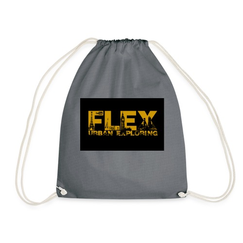 FlexUrban - Drawstring Bag