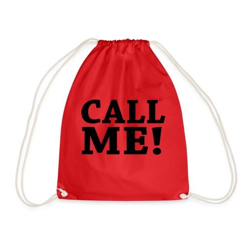 Call ME! - Turnbeutel