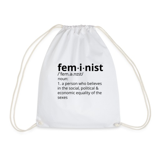 Feminist definition - Sportstaske