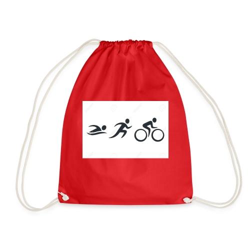 swim bike run - Turnbeutel