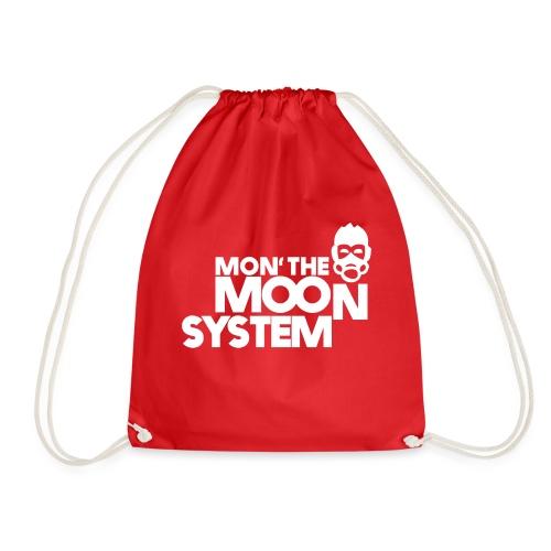 Mon' The Moon System - Drawstring Bag