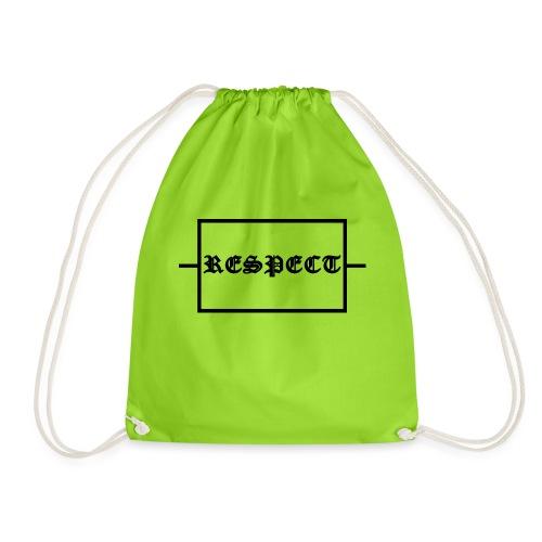 Widerstand für RESPECT - Turnbeutel