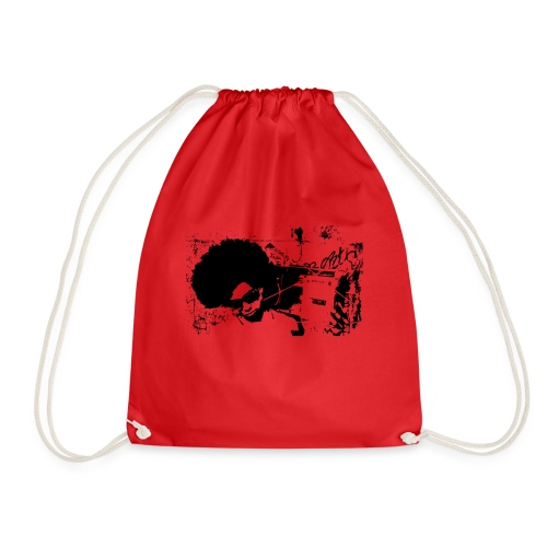 Street Music - Drawstring Bag