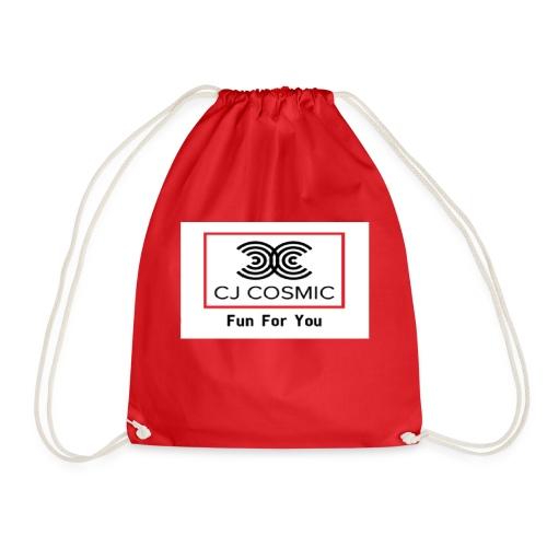 CJ COSMIC - Drawstring Bag