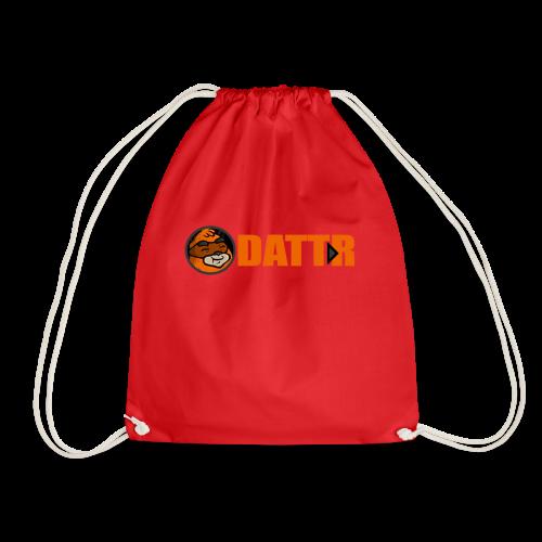dattr logo - Drawstring Bag