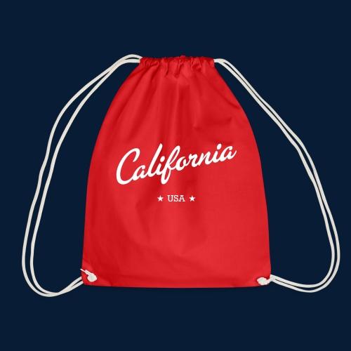 California - Turnbeutel