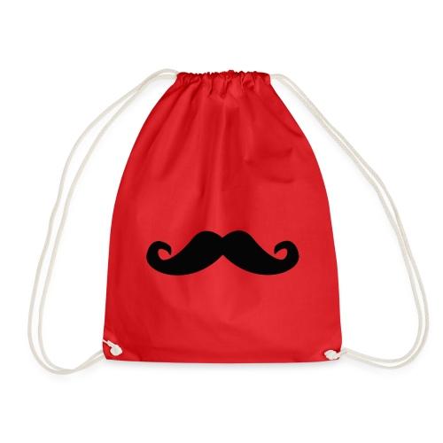 mustache - Gymbag