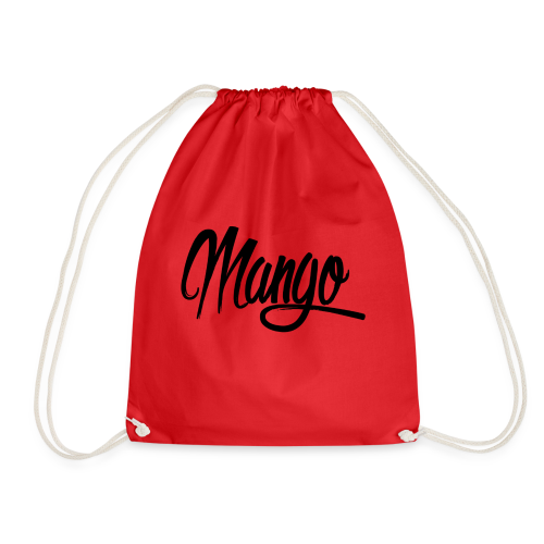 Mango Black Design Women - Gymtas