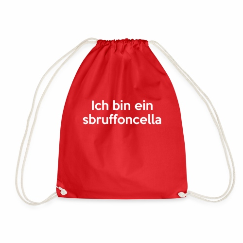 Sbruffoncella - Sacca sportiva