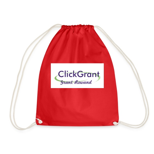 click gr - Drawstring Bag