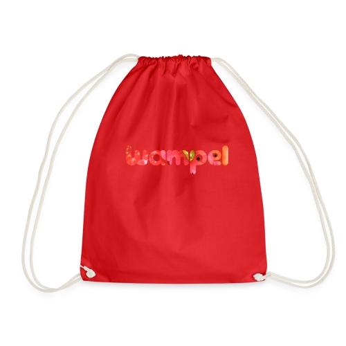 Wampel logo - Turnbeutel