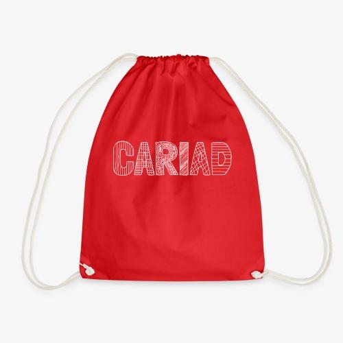 Cariad - Love - Drawstring Bag