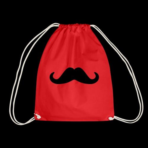 skin moustache - Sac de sport léger