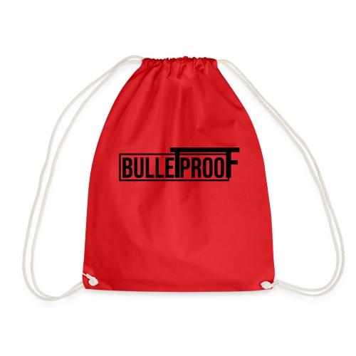 Bulletproof Black - Gymtas