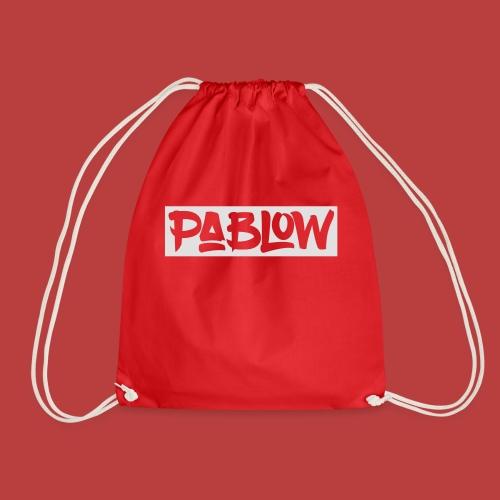 Pablow Logo boxed - Gymtas