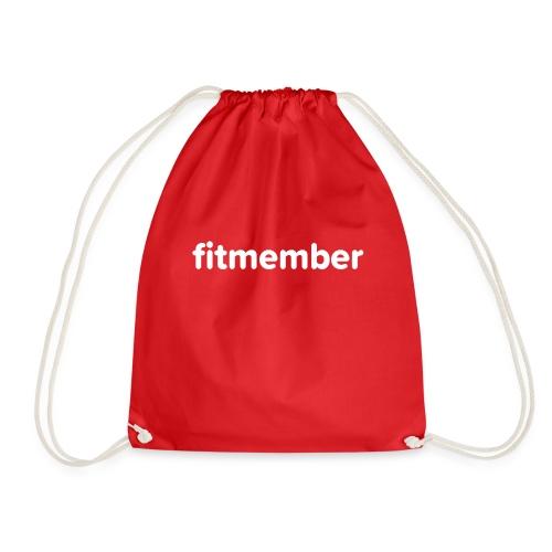 fitmember logo - Turnbeutel